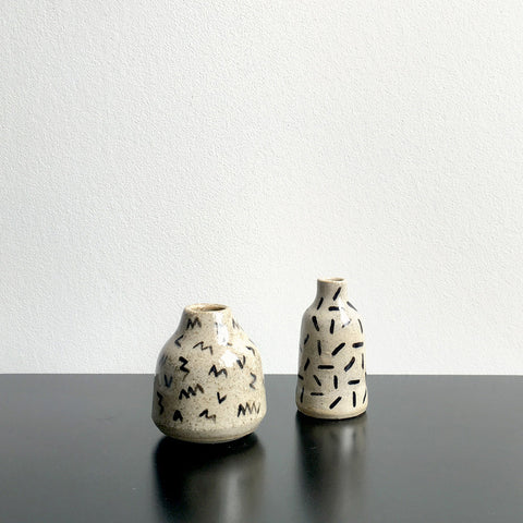 Small Ceramic Vessels