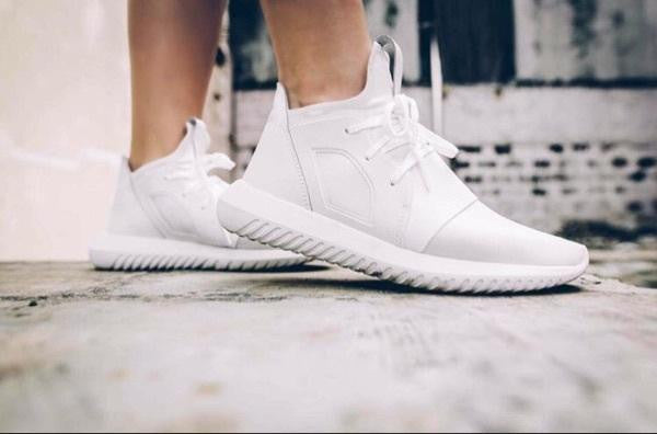 best website 920f1 3c1f1 Adidas Tubular Defiant W (Core White)