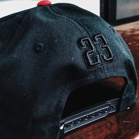 Player Snapback (Black)