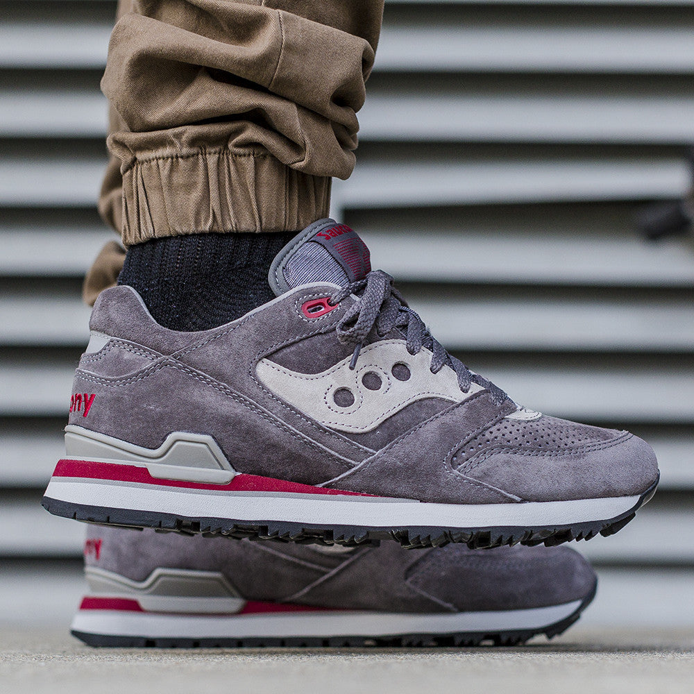 Saucony Courageous Red