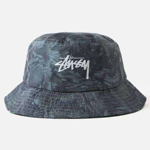Tree Camo Bucket Hat (Brown)
