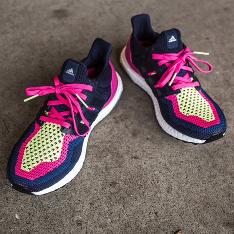 Adidas Ultra Boost W (Pink / Night Navy)