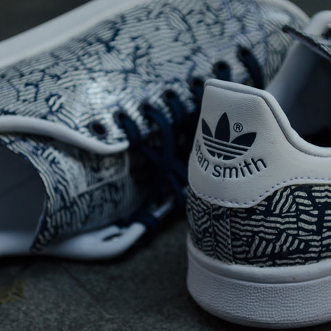 Adidas Stan Smith Women (Collegiate Navy/White)