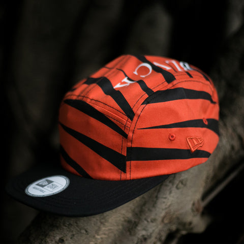 Tiger Stripe Camper (Tiger Stipe/Black)