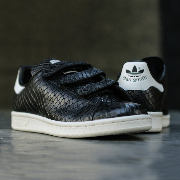 cheap for discount 6d981 661f7 Adidas Stan Smith CF W (Core Black Off White)