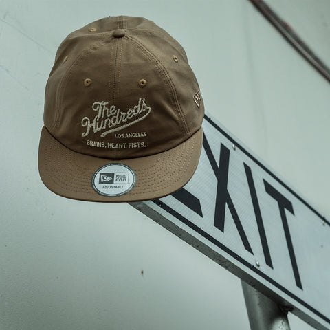 Sane New Era Strapback (Forest)
