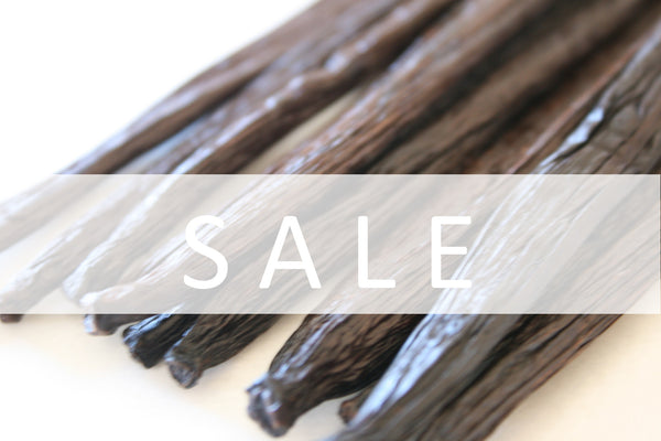 100 grams Vanilla Beans - SALE