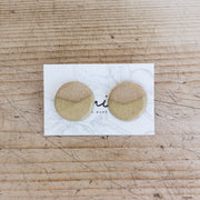 Handmade Ceramic Earrings # 9