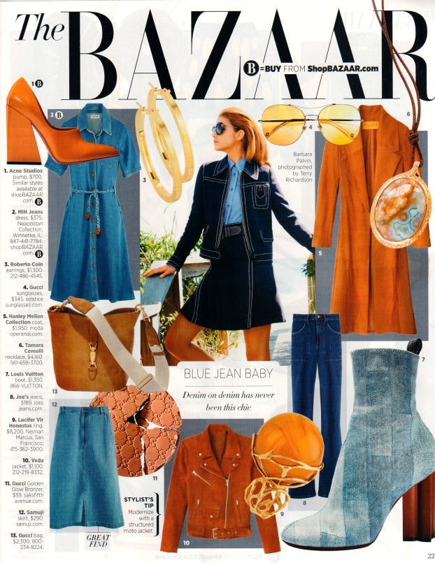 March 2015 Harpers Bazaar
