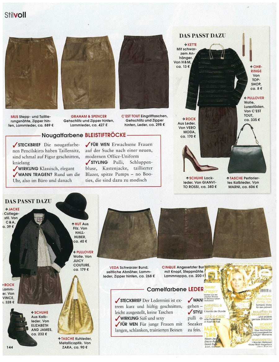 December 2011 In Style Germany