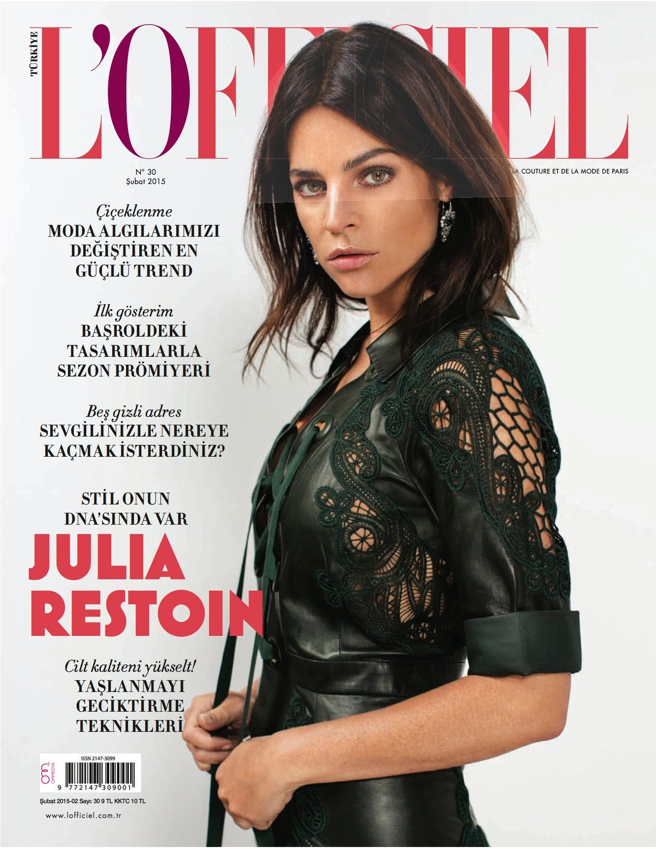 February 2015 LOFFICIEL TURKEY