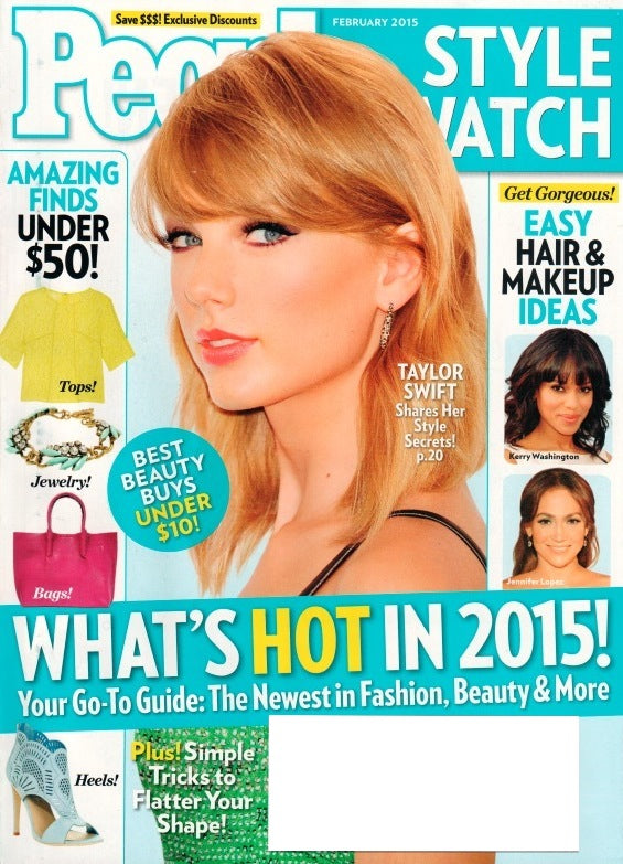 February 2015 People Style Watch