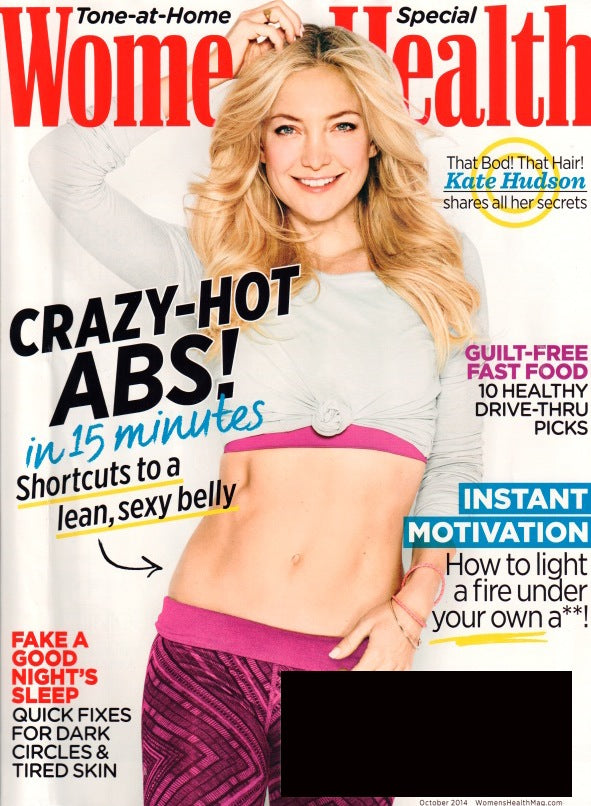 October 2014 Womens Health