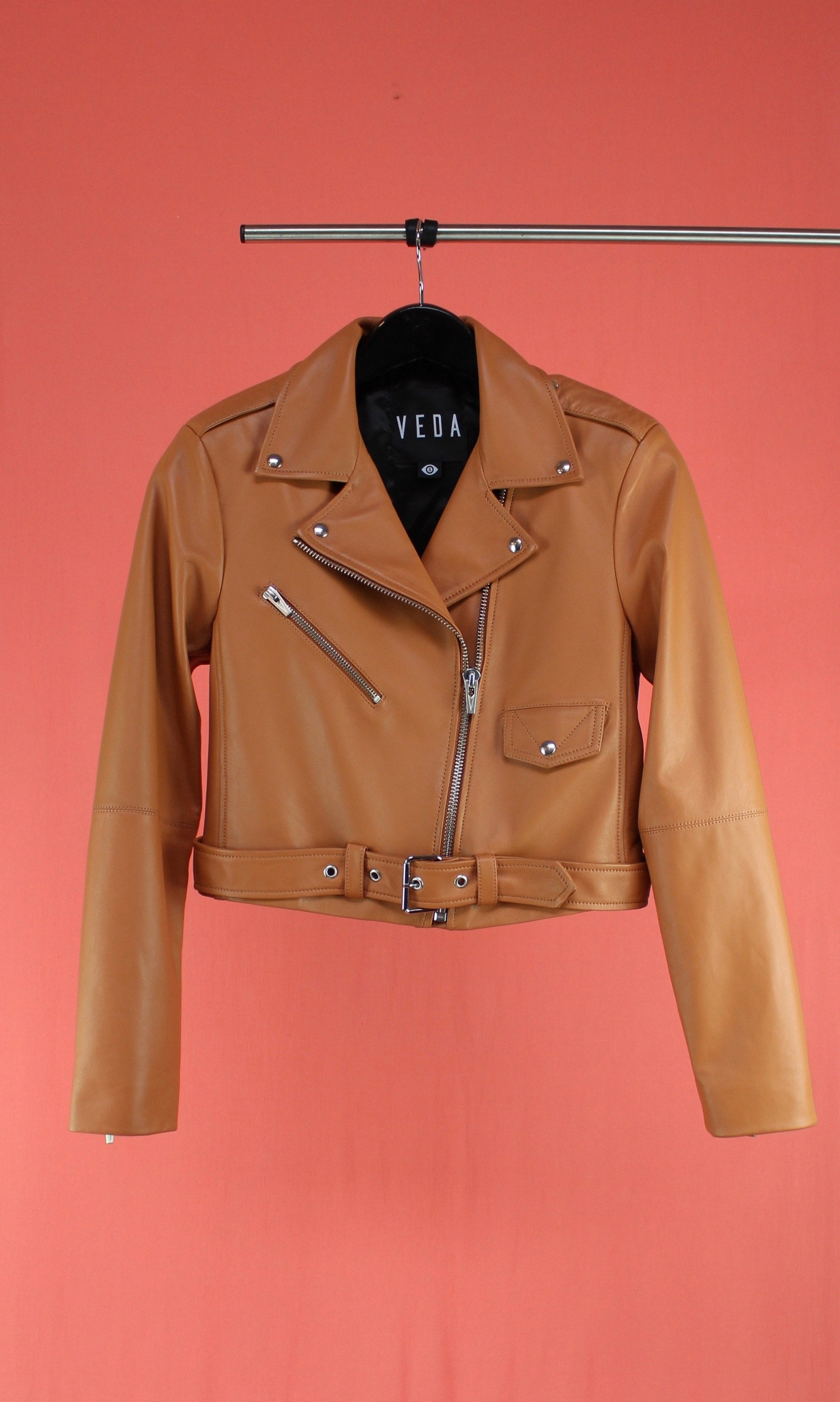 Baby Jane Jacket Hazelnut