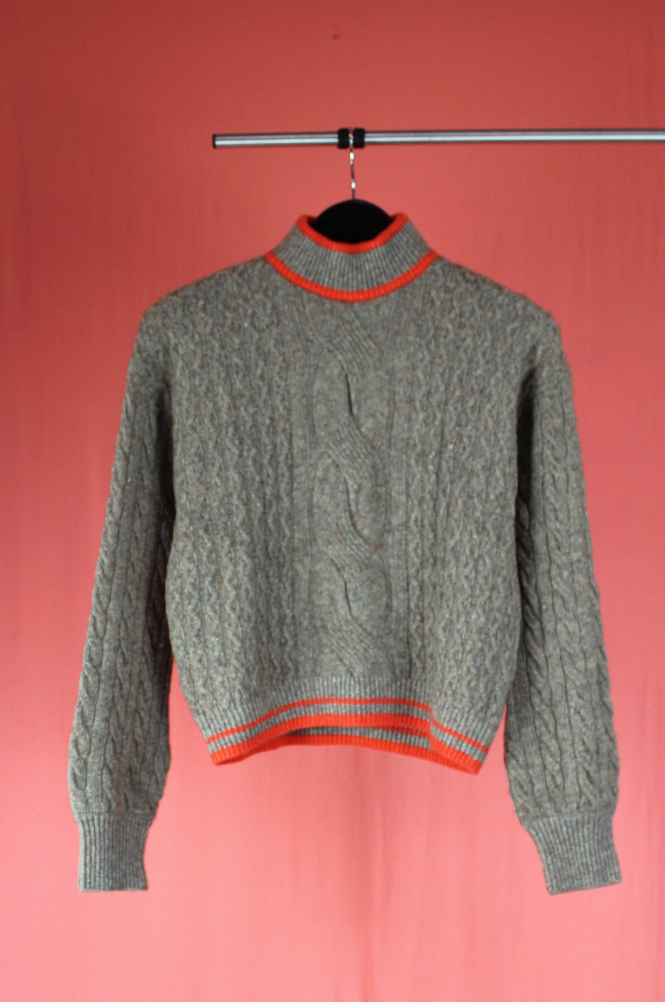 Paro Wool Sweater Earth
