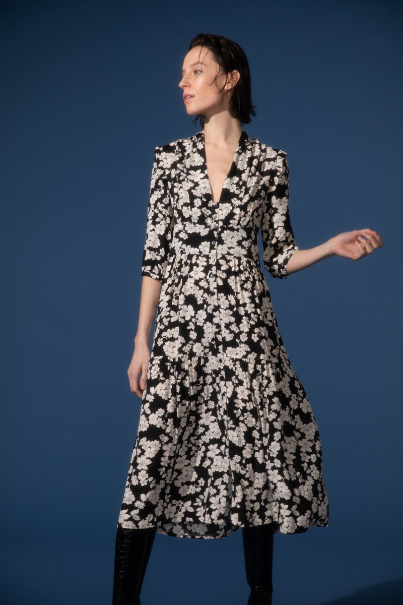 ba&sh x Veda Floral Dress