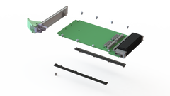 Convection Card Edge Kits for Secondary-Side PCB