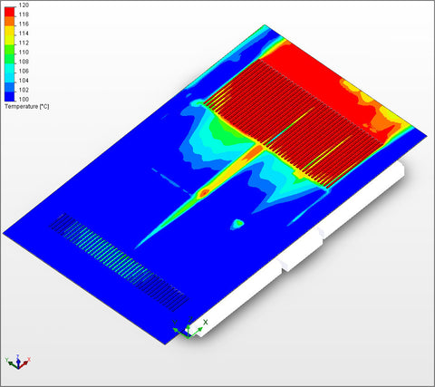 CFD Analysis of WT 43168-XX