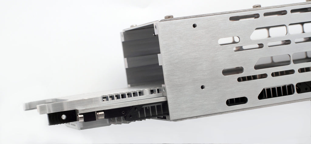 MTCA.2 Single Wide Module Development Chassis