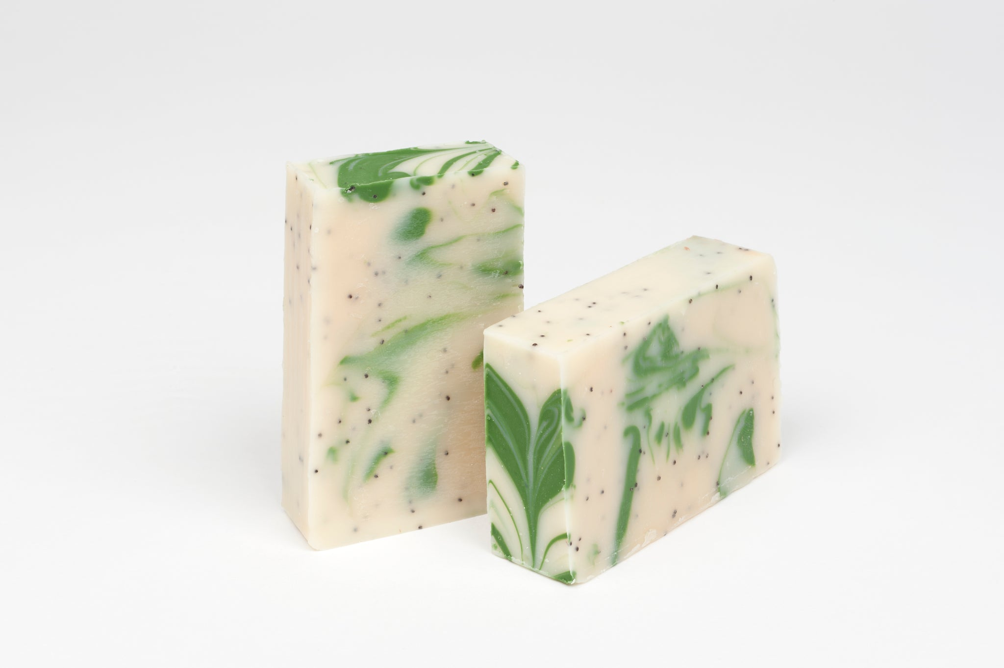 Eucalyptus and Blue Poppy Seed Soap