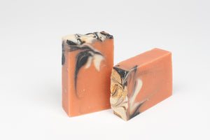 Citrus, Spice Soap