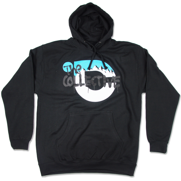 The Mountain Vandal Pullover in Black