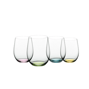Riedel farget glass Happy O 4 pk