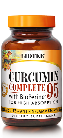 Curcumin Complete 95 product image