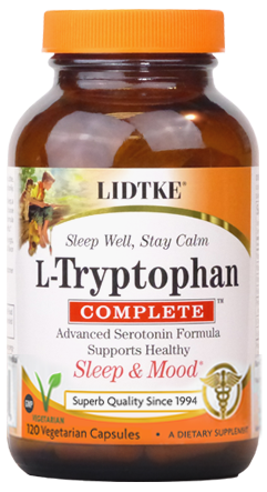 L-Tryptophan Complete product image