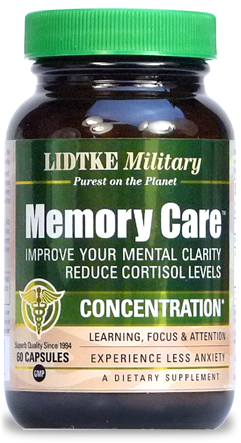 Memory Care 60 soft gels product image
