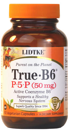 P5P Supplement product image