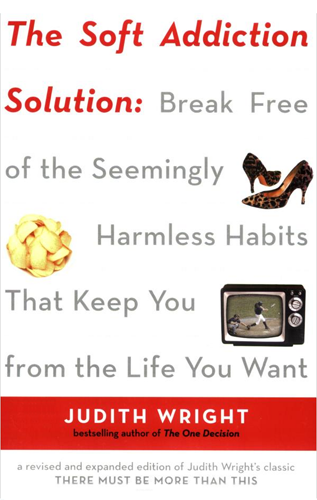 Image of book The Soft Addiction Solution