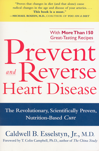 Image of book Prevent and Reverse Heart Disease