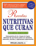 Image of book Recetas Nutritivas Que Curan – 4th Edicion