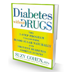 Image of book Diabetes Without Drugs