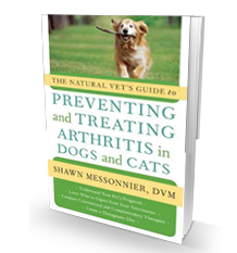 Image of book Natural Vet's Guide to Preventing and Treating Arthritis in Dogs and Cats