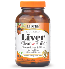Liver Clean & Build product photo