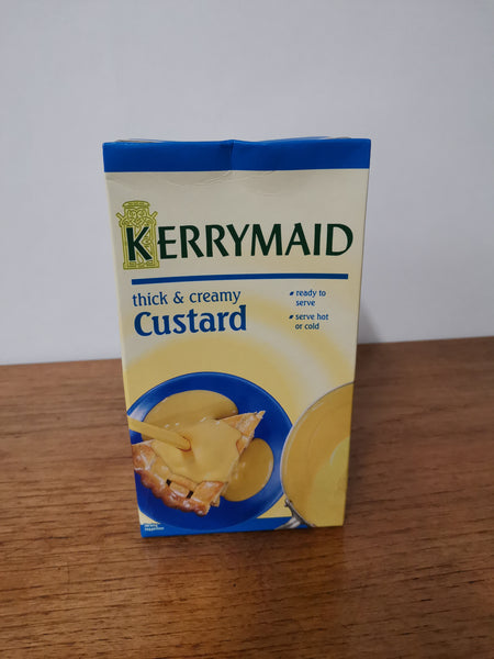 Custard Ready to pour 1kg