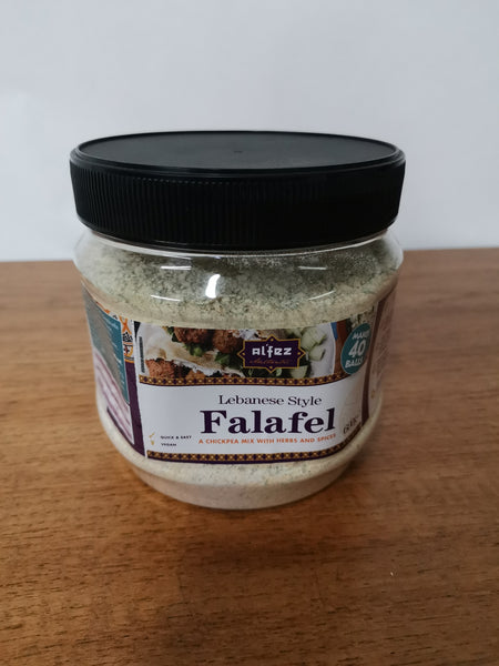 Falafel Mix 600g (Simply add water and cook) Makes 40 balls