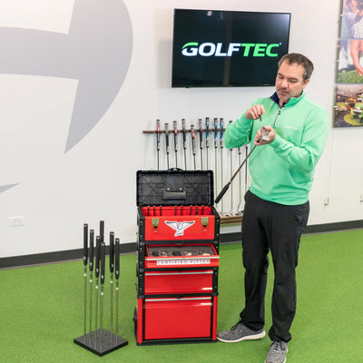 GOLFTEC AND EDEL GOLF TO BRING THE MOST COMPLETE PUTTER FITTING SYSTEM IN GOLF TO 33 SELECT LOCATIONS