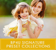 BP4U Signature Preset Collections