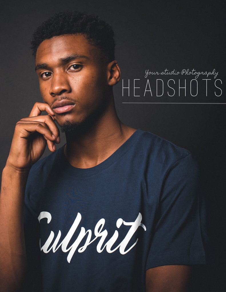 BRAND NEW!* Headshot Photography Client Guide | Welcome Packet Template