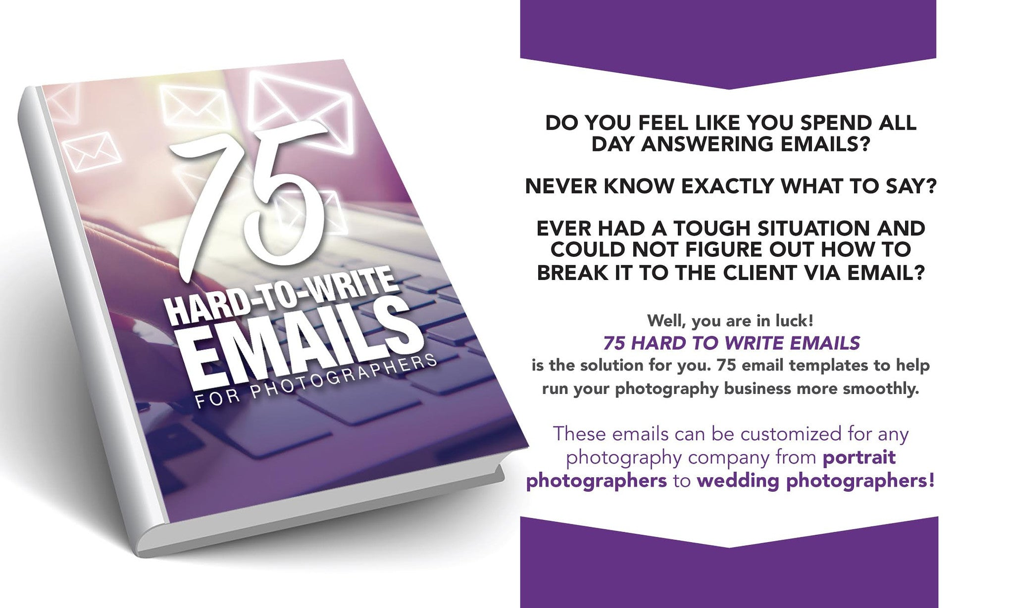 75 Hard To Write Emails For Photographers Bp4u Guides