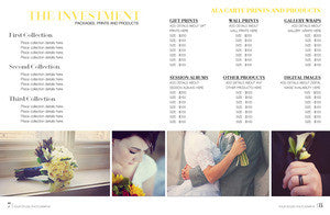 Wedding Magazine Welcome Packet Template {1st Edition} - BP4U Guides