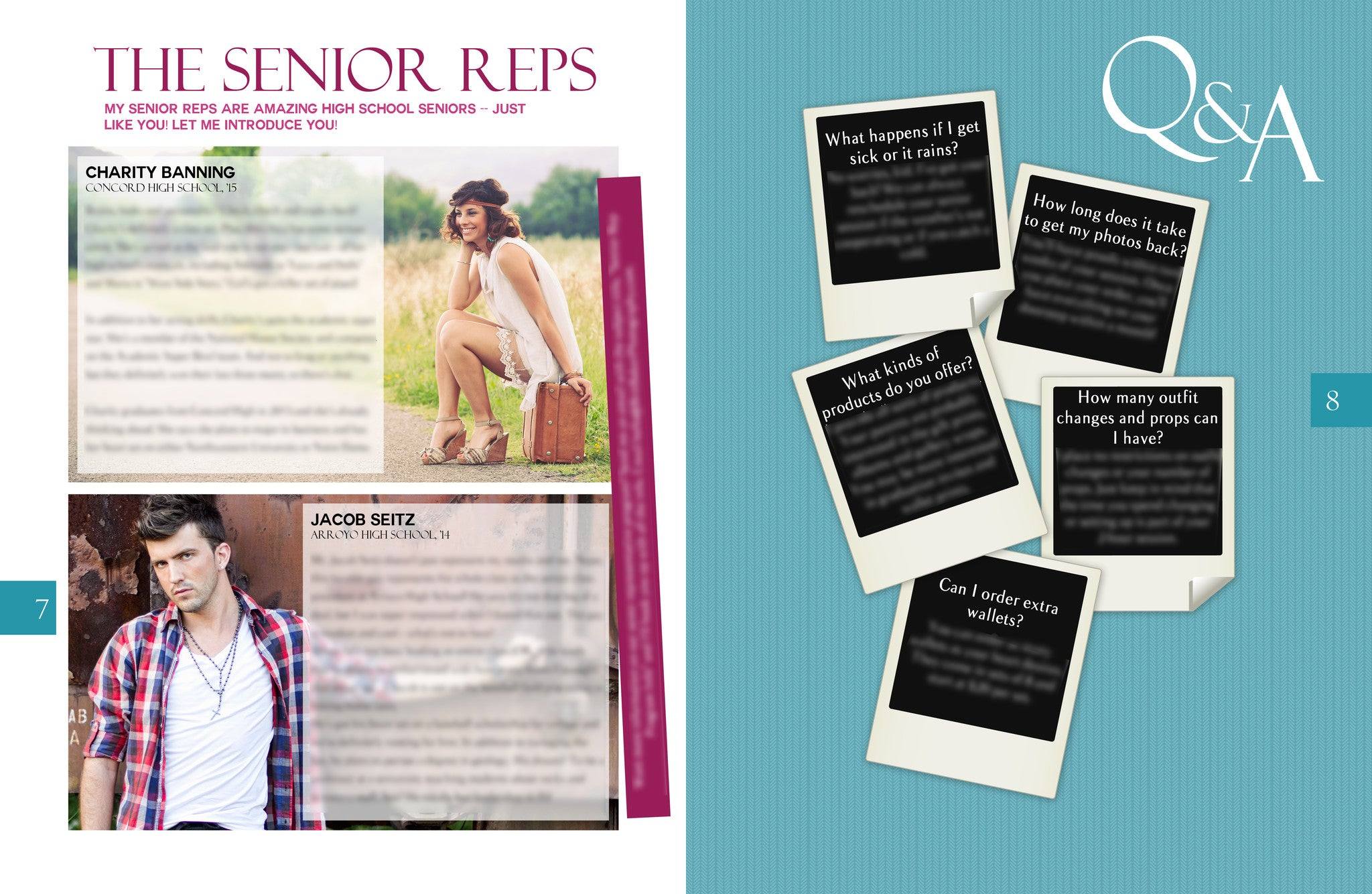 Senior Welcome Packet Template {2nd Edition} - BP4U Guides