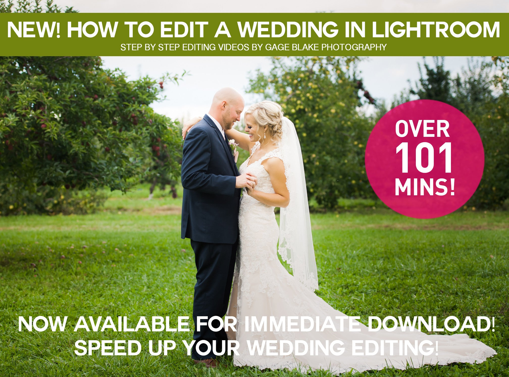 New over 101 minutes how to quickly edit a wedding using how to quickly edit a wedding using lightroom video collection by gage blake photography ccuart Choice Image
