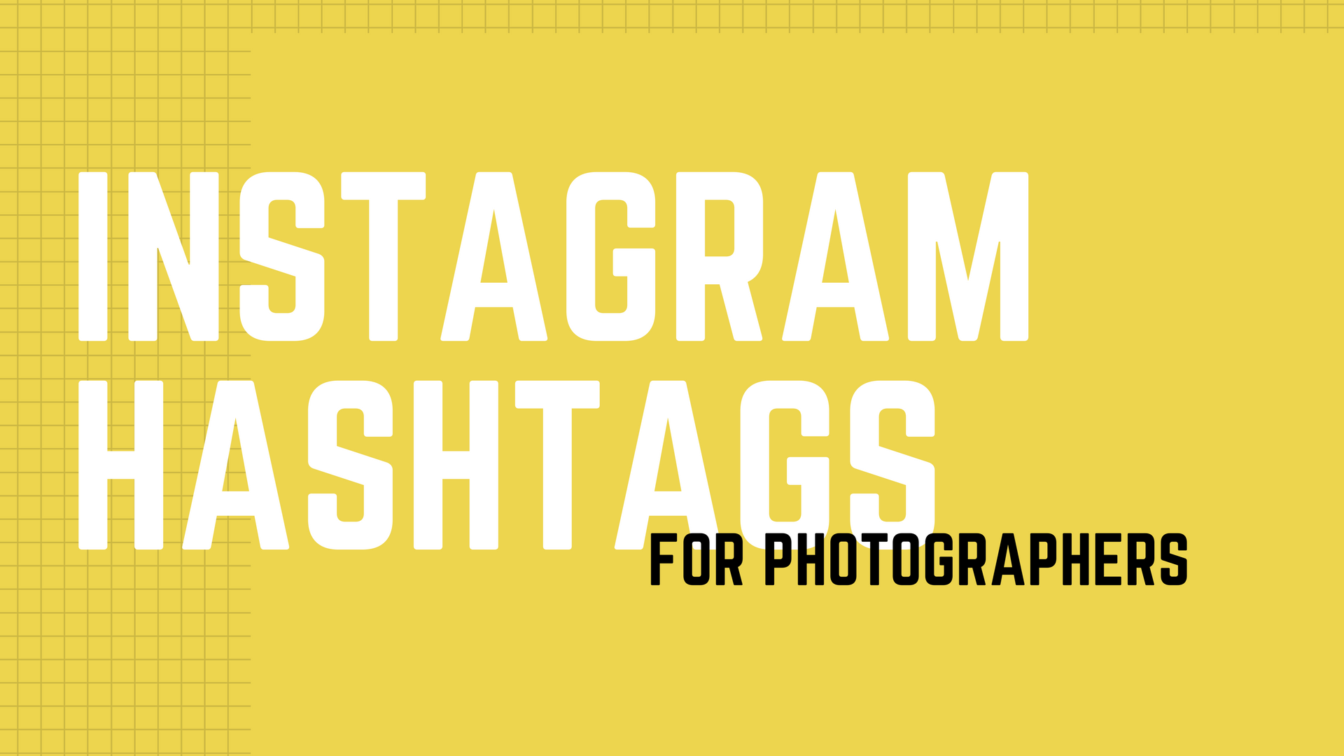 Copy and paste instagram hashtags for photographers