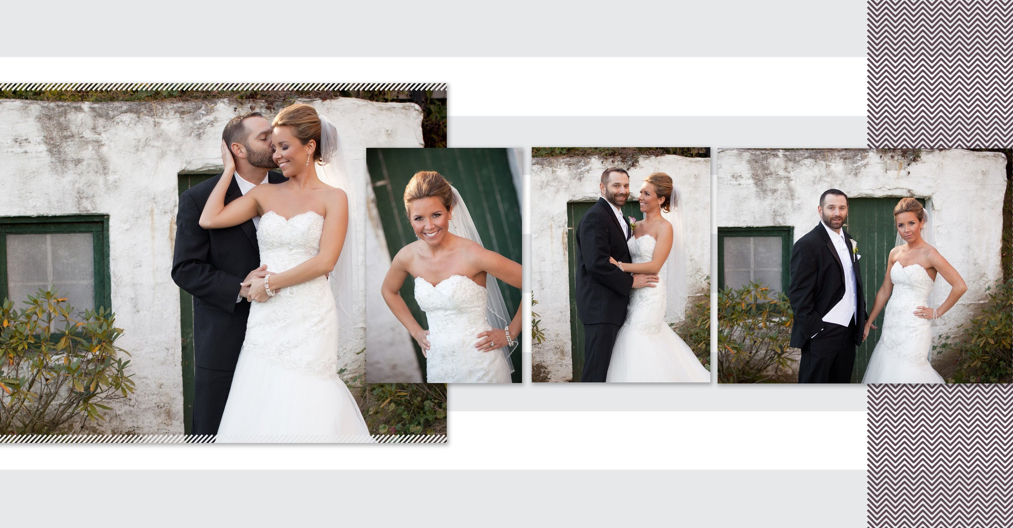 Complete your wedding day with a personalized video