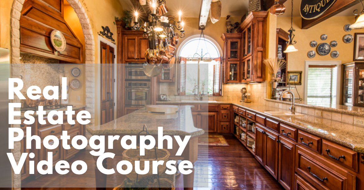 *BRAND NEW* Real Estate Photography Course