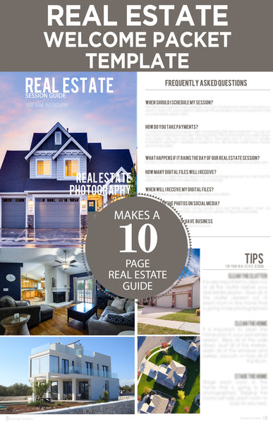 *BRAND NEW* Real Estate Client Guide
